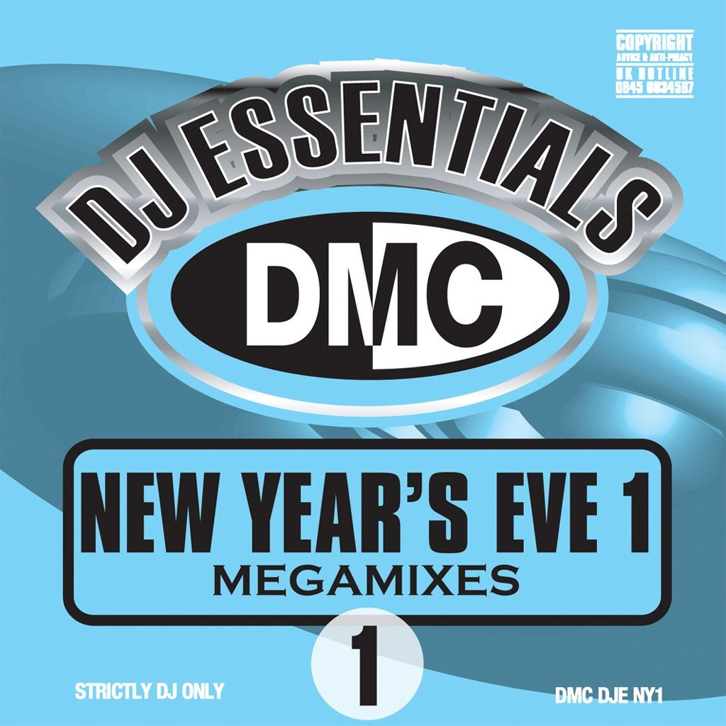 DMC DJ Essentials - New Years Eve Megamixes 1