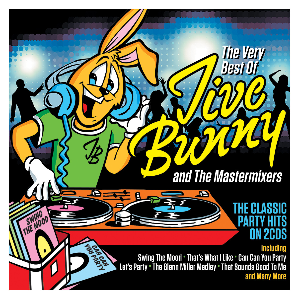 Jive Bunny And The Mastermixers - The Very Best Of 2017