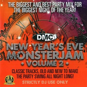 DMC Monsterjam - New Year's Eve 2