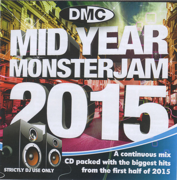 DMC Monsterjam - Mid Year 2015