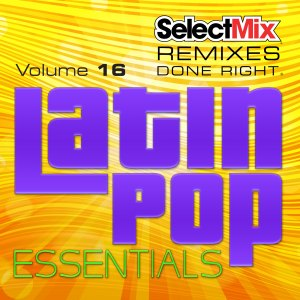 Select Mix - Latin Pop 16 (2019)