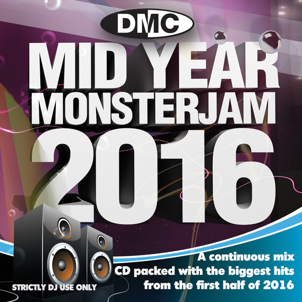 DMC Monsterjam - Mid Year 2016
